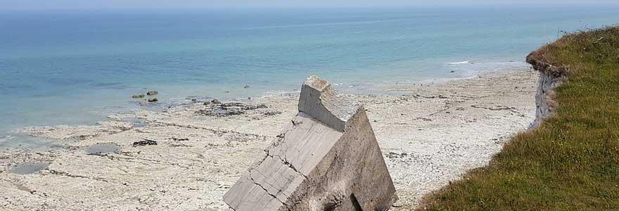 plages de la Normandie